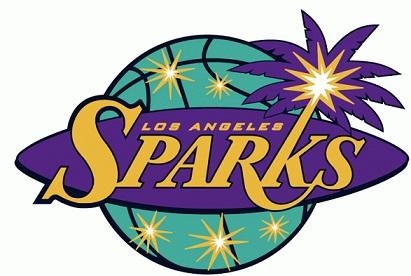 LA Sparks Logo 2