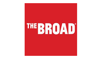 The Broad logo_web